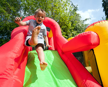 Kids Tallahassee: Inflatables and Attractions - Fun 4 Tally Kids