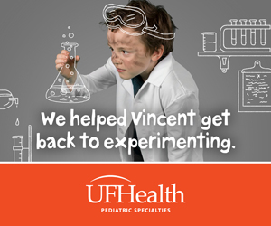 UF Health Pediatrics - Vincent