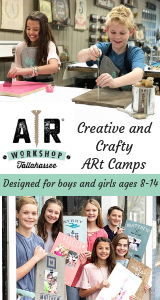 AR Workshop Summer Camp