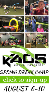 Kaos Spring Break Camp