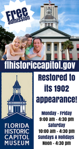 Florida Historic Capitol section ad