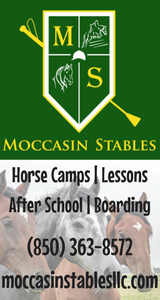 Moccasin section ad