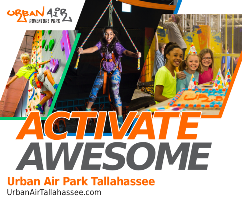 Urban Air Page Header