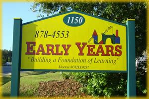 Early Years Child Development Center