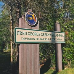 Fred George Greenway and Park