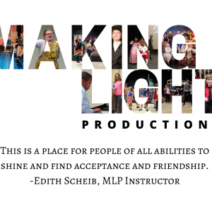 Making Light Productions - Summer Camps